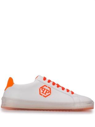Philipp Plein Neon Rock low-top sneakers