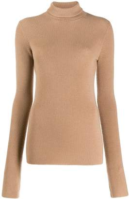 Barbara Bui Roll Neck Jumper
