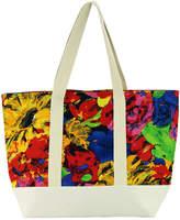 Condura MY265-2 Floral Beach Bag