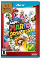 Nintendo Selects: Super Mario 3D World Wii U)