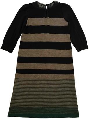 Erotokritos Multicolour Wool Dress for Women