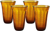 Artland Savannah Set of 4 Highball Glasses