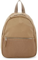 Madden-Girl Nylon & Mesh Backpack