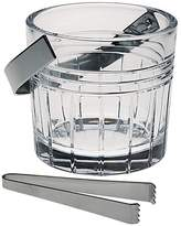 Reed & Barton Tempo Ice Bucket & Tongs