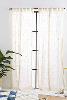 Anthropologie Embroidered Arya Curtain