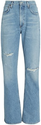 Citizens of Humanity Libby Distressed Bootcut Jeans