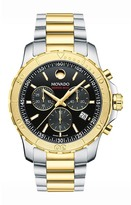 Movado Men's Series 800 Two-Tone Bracelet Watch