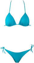 Petit Bateau Womens triangle bikini