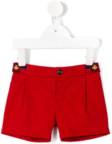Gucci Kids - casual shorts - kids - Cotton/Polyamide/Polyester/Spandex/Elastane - 6-9 mth
