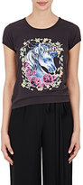 Marc Jacobs Women's Unicorn-Print Cotton T-Shirt