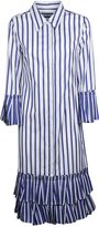 Dondup Striped Dress