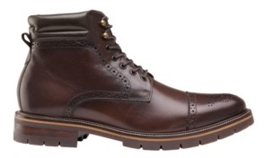 Johnston & Murphy Men's Cody Cap Toe Boots Men's Shoes