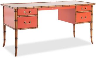 Wisteria Designs Walter Desk Tamarillo