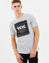 Wood Wood WW Square T-shirt