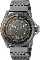 Diesel Men's DZ1719 Rollcage Analog Display Analog Quartz Grey Watch