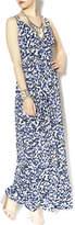 Susana Monaco Printed Maxi Dress