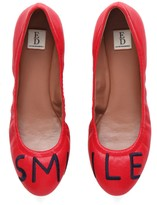 Sole Society Langston Embroidered Ballet Flat