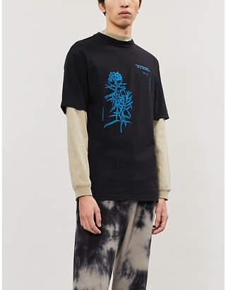 Selfridges Artica Arbox Graphic-print cotton-jersey T-shirt