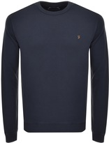 Farah Pickwell Sweatshirt Navy