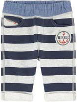 Diesel Sportswear printed bermudas