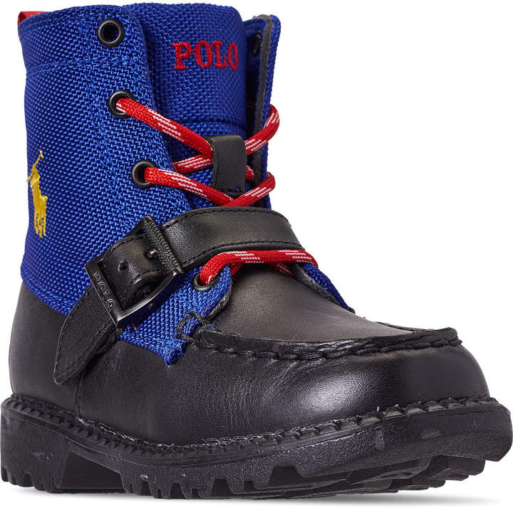 8103f908633 Boys' Toddler Ranger Hi II Boots