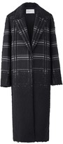 Amanda Wakeley Mohair Check Coat