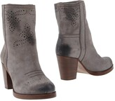 Car Shoe Ankle boots - Item 11013380