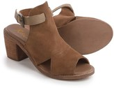 Rebels Backless Sandals - Suede (For Women)