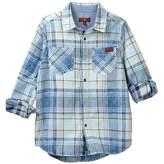 7 For All Mankind Long Sleeve Shirt (Big Boys)