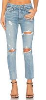 GRLFRND PETITE Karolina High-Rise Skinny Jean.