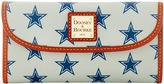 Dooney & Bourke NFL Cowboys Continental Clutch