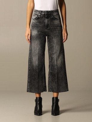 DEPARTMENT 5 Jeans Department Five Jeans In Marbled Denim
