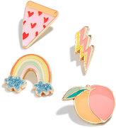Celebrate Shop 4-Pc. Pastel Handbag Pin Set