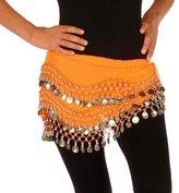 Miss Belly Dance Belly Dance Chiffon Wavy Design Training Hip scarf - Ravising