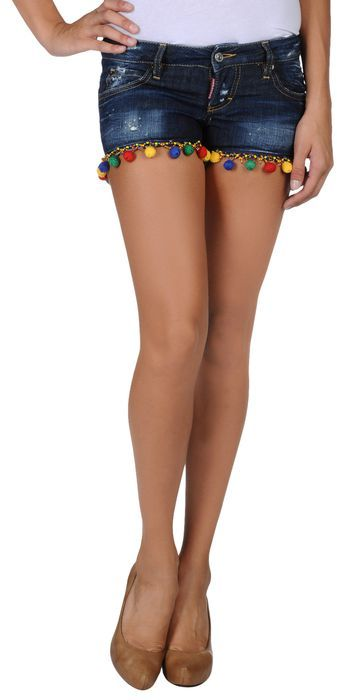DSquared DSQUARED2 Denim shorts