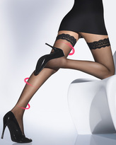 Wolford Individual 10 Leg Support Stay-Up
