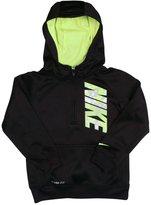 Nike Little Boys' (4-) KO 3.0 GFX 1/2 Zip Hoodie