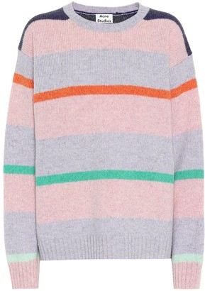 Acne Studios Striped wool sweater