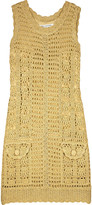 Zacharie crochet dress