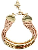 GUESS Women's Bixby Multi Strand Bracelet