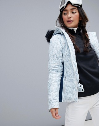 Dare 2b Providence Ski Jacket-White
