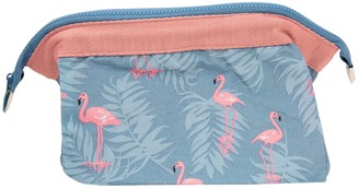 Flo Fashion Cosmetic Bag Flamingo
