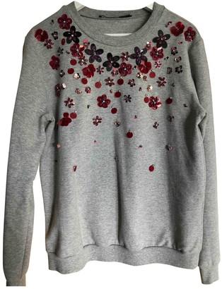 Sportmax Grey Cotton Knitwear for Women