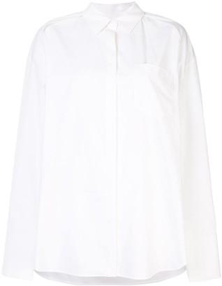 Juun.J Classic Straight-Cut Shirt