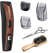 Remington MB4045A The Beardsman Beard Boss Full Beard Kit with Titanium-Coated Blades, Copper