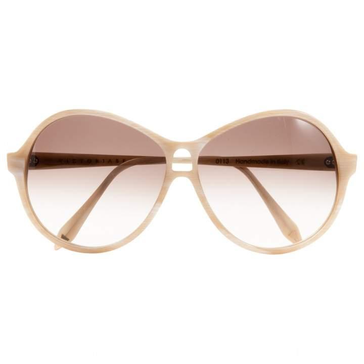 Victoria Beckham Oversized sunglasses