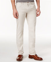 Men's White Stretch Jeans With Spandex - ShopStyle