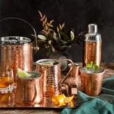 Williams-Sonoma Hammered Copper Imperial Pint Mug