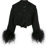 Rachel Comey Spiff moire cropped jacket