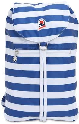 Invicta Minisac Striped Backpack Nylon